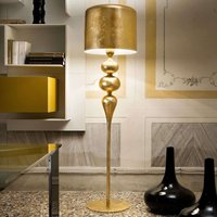 Floor lamp Eva STL3 1  gold