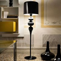 Floor lamp Eva STL3 1  black
