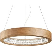 Round LED hanging light Libe Round  60 cm