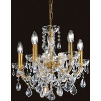 Annino   chandelier with Swarovski crystals