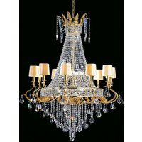 Valyria enchanting crystal chandelier