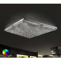 Ascana impressive ceiling light with RGB LED