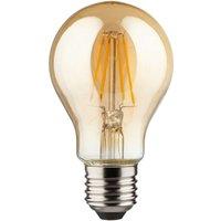 LED bulb E27 6 5 W 2 000 K 400 lumens retro gold
