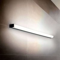 Linear LED wall light PARI  60 cm  aluminium
