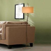 LIVING OVAL   elegant floor lamp