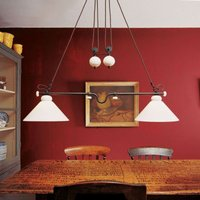 Provence La Maison extendible pendant light