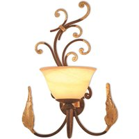 Ornate Florence Antique wall light