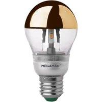 E27 5 W 828 LED luminous colour gold  dimmable