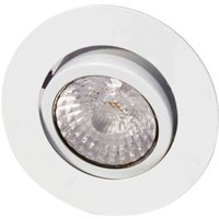 LED recessed spotlight Rico  dim to warm  white