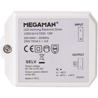 LED transformer for Rico HR  dimmable 12 W