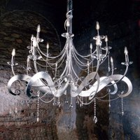 Crystal chandelier OPERA 16 bulb  D 120 cm