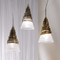 3 bulb hanging light SIBERIA