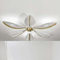Perfectly shaped ceiling light Oasi