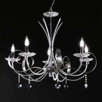 Grand chandelier Gotica  five bulb