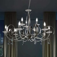 Grand chandelier Gotica  nine bulb