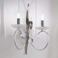 Beautifully shaped wall light Gotica