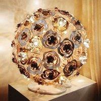 LED table lamp Vie en Rose