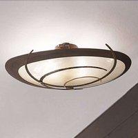 Large ceiling light Galassia  rust