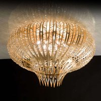 With Swarovski elements   ceiling light Jasmine
