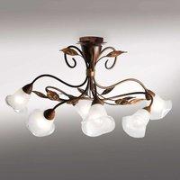 Florentia ceiling light in Florentine style