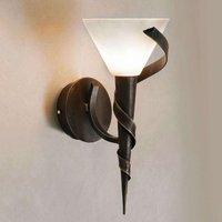 Wall light Futura made of pewter