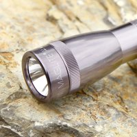 Torch Mini Maglite  titanium