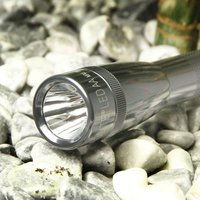 LED torch Mini Maglite  titanium