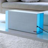 LED table lamp ERASER 260 silver