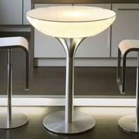 Multicoloured light Lounge Table LED Pro 105 cm