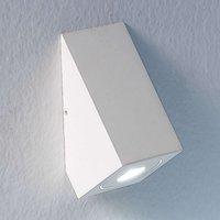 Versatile LED wall light Da Do  white