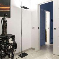 Modern looking LED floor lamp GiuUp