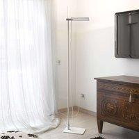 White GiuUp LED floor lamp