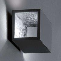 ICONE Cub  LED ceiling light  10 W titanium silver