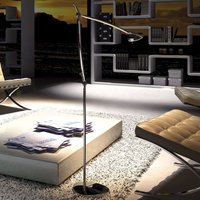 Modern LED floor lamp Perceval
