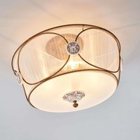 With a pretty angel motif   ceiling lamp Letizia