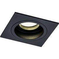 Recessed light Akron  adjustable  angular  black