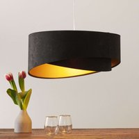 Asymmetrical Emi hanging light  2 coloured