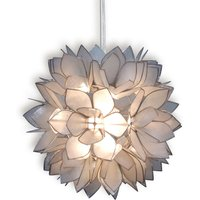 Impressive pendant light Hanna