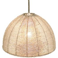 Pearl hanging light white