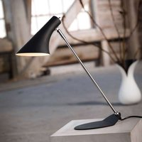 Trendy desk lamp Liam black