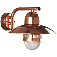 Energy saving wall light Nibe  copper