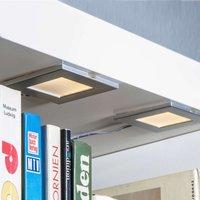 Two piece set LED under cabinet light Cabinet