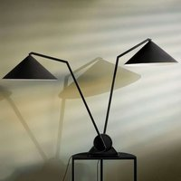 Northern Gear Table   table lamp  industrial look