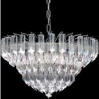 Centoventuno   crystal hanging light