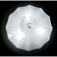 White ceiling light Monja  50 cm