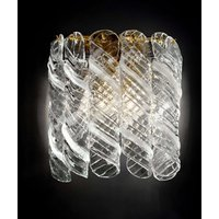 Wall light Molle  24 carat gold plated
