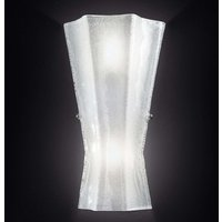 Delicate translucent wall light Monja