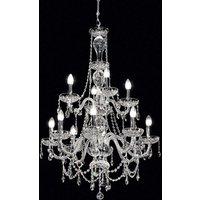 Twelve bulb chandelier Oldies But Goldies