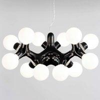 next DNA Chandelier XL   chandelier in black
