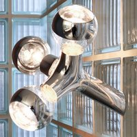 next DNA Wall Ceiling ceiling lamp  chrome